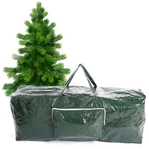 Best Artificial Christmas Tree Large Strong Durable Storage Bag Fits 5ft 6ft 7ft
