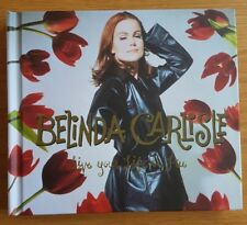BELINDA CARLISLE - Live Your Life Be Free [deluxe] (CD/DVD, 2013) *remastered*