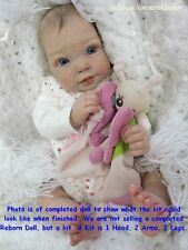 Reborn Doll Kit, nidell von Elly Knoops, Vinyl Doll Kit