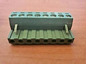 Code 3 / PSE 8 Pin L Plug Connector for arrowstick, sirens, controllers and more