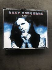 Ozzy Osbourne-Rarities-Three Mint CDr Set-Used Once For Download