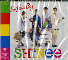 SHINEE-I'M YOUR BOY-JAPAN CD G35