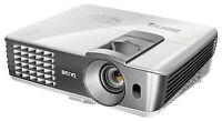 BENQ W1070 3D Full HD DLP Projektor Beamer 2000 ANSI Lumen Kontrast 10000:1