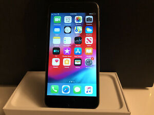 Apple iPhone 6 Plus - 64GB - Silver (Unlocked) A1522 (GSM) (CA) As Is