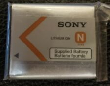 New OEM Sony NP-BN Camera Battery for DSC-TX200 TX66 TX20 630mAh