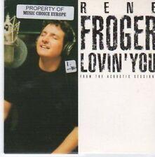 (BC210) Rene Froger, Lovin' You - 1998 CD