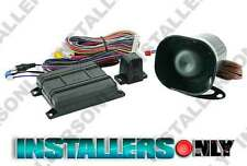 DEI 516L CAR ALARM SIREN/PROGRAMMABLE VOICE MODULE/PA