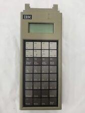 IBM Teach Teaching Handheld Programmable Controller Pendant 67X1366 Used