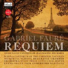 Gabriel Faure : Gabriel Faure: Requiem CD (2018) ***NEW*** Fast and FREE P & P