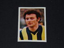 200 TURHAN CEMIL FENERBAHCE TÜRKIYE C2 FOOTBALL BENJAMIN EUROPE 1980 PANINI