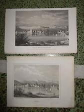 1820s,2ENG.VIEWS,TRAU,TROGIR,CROATIA,DALMATIA,[SPLIT,SPALATRO]