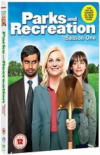 PARKS AND RECREATION - SEASON 1  - DVD - REGION 2 UK
