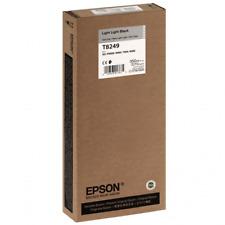 Cartouche d'encre T8249 Epson Gris Clair 350ml (C13T824900)