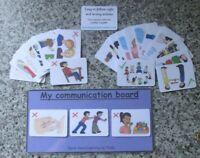Adulte communication Tiroir étiquettes Home//Care Home//démence//Personnes âgées Aid 18.5 x 6 cm