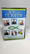 ACTS OF COMEDY DVD TEENAGERS ARE GOD'S REVENGE SEALED GIFT QUALITY DVD FREE SHIP