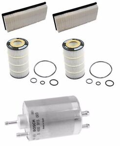 For Mercedes Benz Tune Up Filter Kit >Air-Oil-Fuel Filters