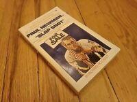 SLAP SHOT Paperback RICHARD WOODLEY 1977 Berkley Medallion Edition Paul Newman