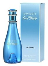 COOL WATER WOMAN by DAVIDOFF - Colonia / Perfume EDT 100 mL - Mujer / Women