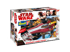45429 | Revell 06759 Star Wars Resistance A-Wing Fighter Sound Bausatz NEU OVP