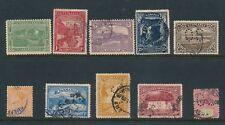 Tasmania VIEWS OF TASMANIA: #87, #89-90, #91-93, #102, #104 & VICTORIA #76 & 81