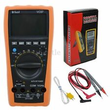 VC97 Auto Range Voltmeter Capacitance Resistance Digital Multimeter DMM With Bag
