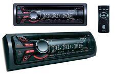 Sony CDX-DAB500U Autoradio mit Radio DAB + / AUX MP3 CD USB + Fernbedienung