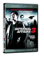 Infernal Affairs 3 (Ws) DVD Movie-BRAND NEW FAST SHIP! (VG-A100394DV / VG-327)