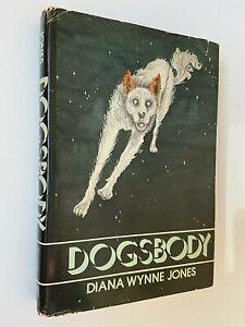 1977 First Ed DogsBody Diana Wynne Jones Young Adult Juvenile Fantasy Novel