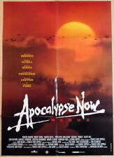 APOCALYPSE NOW REDUX  original german 1 sheet mediathek poster 2001