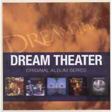 DREAM THEATER 5CD NEW Images & Words/Awake/Falling/Metropolis 2/Train Of Thought