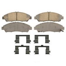 Disc Brake Pad Set-ThermoQuiet Disc Brake Pad Front Wagner QC1280