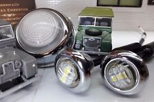 Toylander Land Rover Series 1 1/2 Scale LED indicators sidelights Lucas Type x2