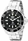 Invicta Mens 3044 Stainless Steel Grand Diver Automatic Watch
