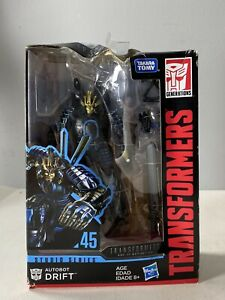 Transformers Studio Series 45 Deluxe Class: Age of Extinction - Drift - As-Is