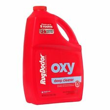 Rug Doctor Oxy Deep Cleaner Solution for Rental Cleaners, Non-Toxic Deodorizing