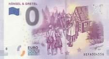 Biljet billet zero 0 Euro Souvenir - Hansel & Gretel (S004)