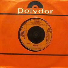 """Visage (7"""" Vinilo) Visage-Polydor-Posp 293-UK-en muy buena condición+/casi como nuevo"""