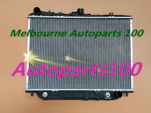 Radiator For Holden Rodeo TF R7 3.2L V6 07/1998-11/2002 Automatic & Manual 99 01