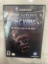 Peter Jackson's King Kong: The Official Game of the Movie (Nintendo GameCube,...