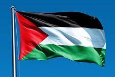 Large Palestine Flag Polyester 150x90cm FreeDOM Gaza Palestinian Festival decor