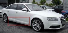 Seitenschweller für Audi A6 4F S6 RS6 Leisten Seitenleisten S-Line Schweller