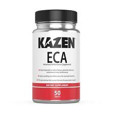 Kazen ECA - Sports sans-ephedrine nasal decongestant expectorant  - 50 tablets