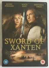 Sword Of Xanten (DVD, 2011) Benno Furmann, Kristinna Loken, Region 2
