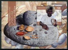 More details for papua new guinea png plants stamps 2019 mnh galip nuts seeds nature 1v m/s