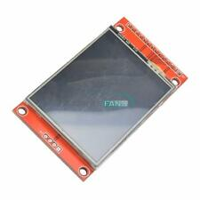 "240x320 2.4"" SPI TFT LCD Touch Panel Serial Port Module with PBC ILI9341 3.3V"