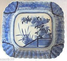 ancien plat porcelaine Asie Chine Japon ceramic