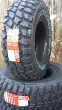 31 10.50 x 15 GT RADIAL MUD TERRAIN  4x  TYRES ONLY FREE DELIVERY OR FITTING