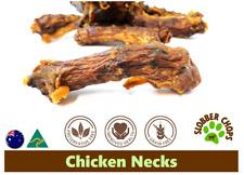 6kg CHICKEN NECKS 100% NATURAL HEALTHY LOW FAT DENTAL AID DOG TREAT DOG CHEW