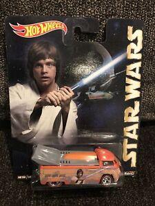 Hot Wheels Star Wars Volkswagen Drag Truck