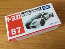 Tomica Lamborghini Aventador Diecast Car Scale 1/68 not Hot Wheels